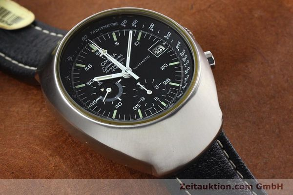 Used luxury watch Omega Speedmaster steel automatic Kal. 1040 Ref. 176002  | 140822 13