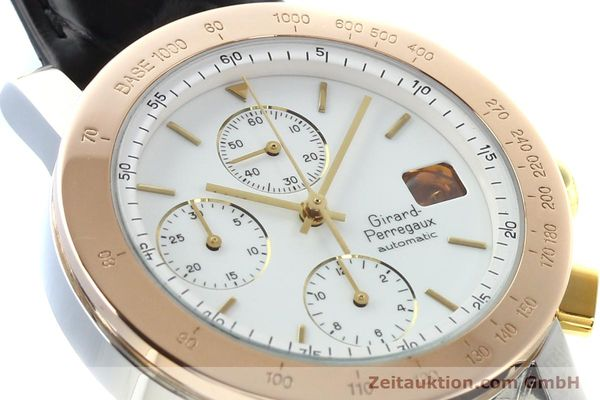 Used luxury watch Girard Perregaux 7000 steel / gold automatic Kal. 800-664 Ref. 7000GBM  | 140826 02