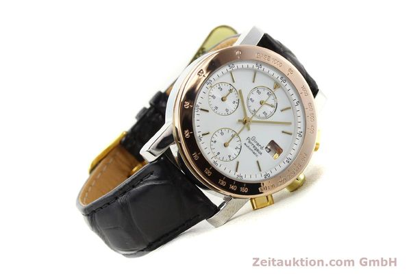 Used luxury watch Girard Perregaux 7000 steel / gold automatic Kal. 800-664 Ref. 7000GBM  | 140826 03