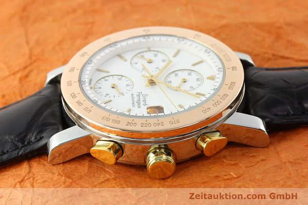 Used luxury watch Girard Perregaux 7000 steel / gold automatic Kal. 800-664 Ref. 7000GBM  | 140826 05