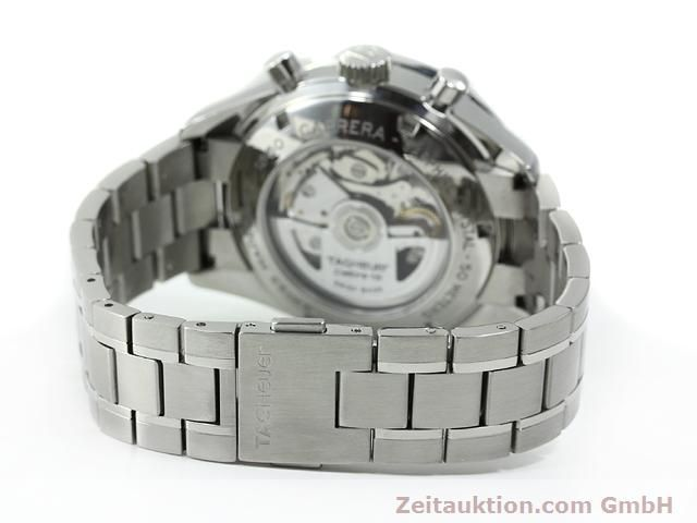 Used luxury watch Tag Heuer Carrera steel automatic Kal. 16 Ref. CV2013-2  | 140827 11