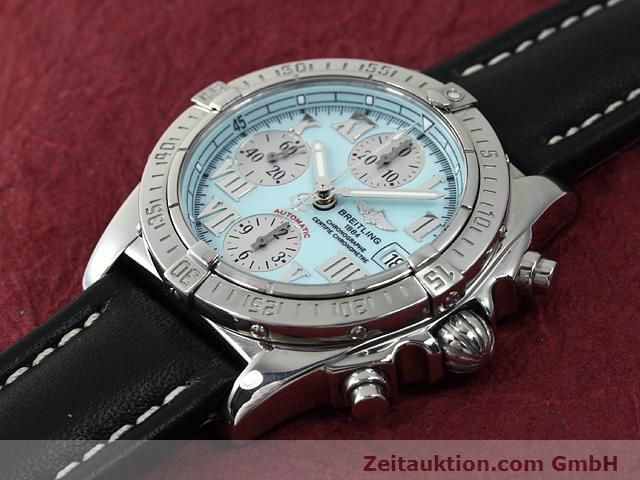 Used luxury watch Breitling Chronomat steel automatic Kal. ETA 7750 Ref. A13358  | 140836 01