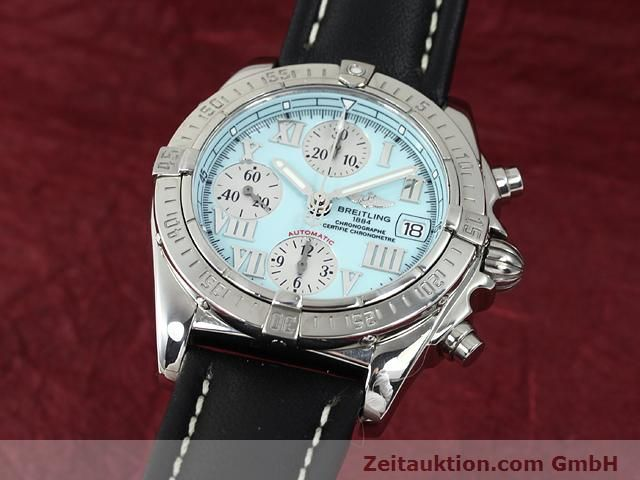 Used luxury watch Breitling Chronomat steel automatic Kal. ETA 7750 Ref. A13358  | 140836 04