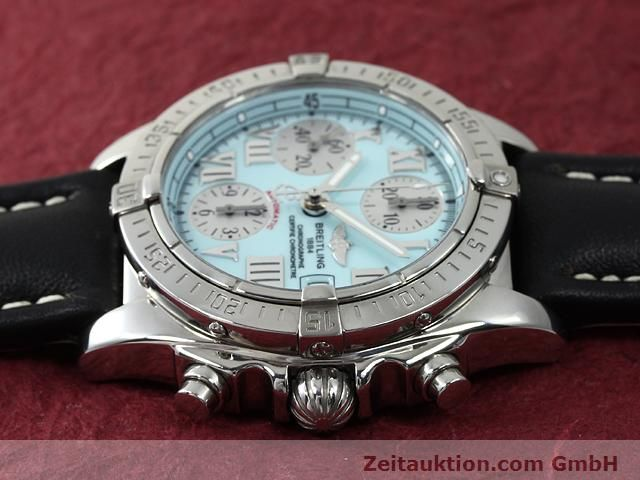 Used luxury watch Breitling Chronomat steel automatic Kal. ETA 7750 Ref. A13358  | 140836 05