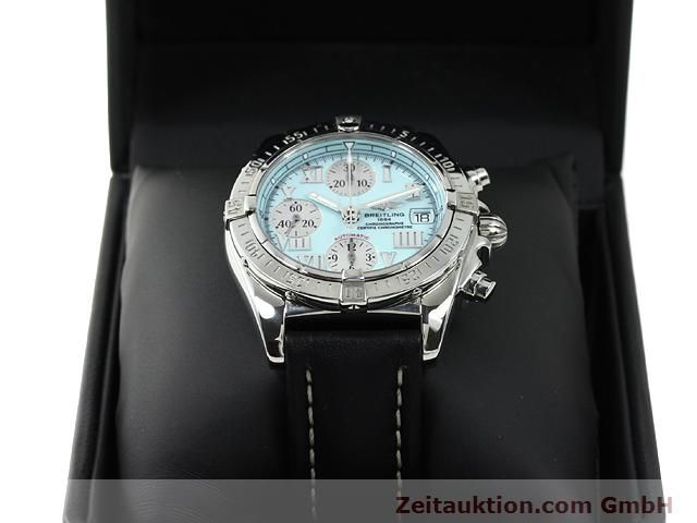 Used luxury watch Breitling Chronomat steel automatic Kal. ETA 7750 Ref. A13358  | 140836 07