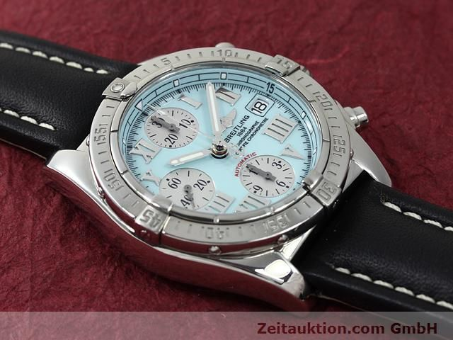 Used luxury watch Breitling Chronomat steel automatic Kal. ETA 7750 Ref. A13358  | 140836 13