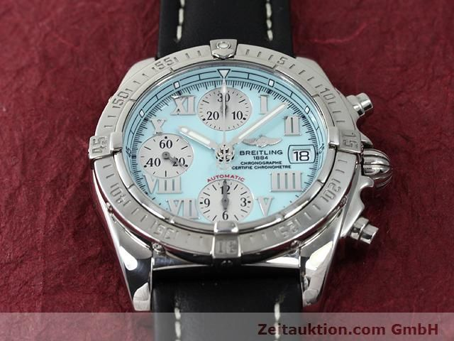 Used luxury watch Breitling Chronomat steel automatic Kal. ETA 7750 Ref. A13358  | 140836 14