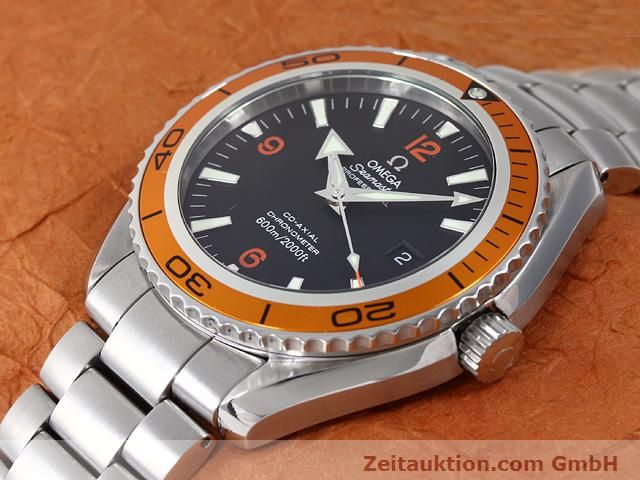 Used luxury watch Omega Seamaster steel automatic Kal. 2500C Ref. 29085038  | 140839 01