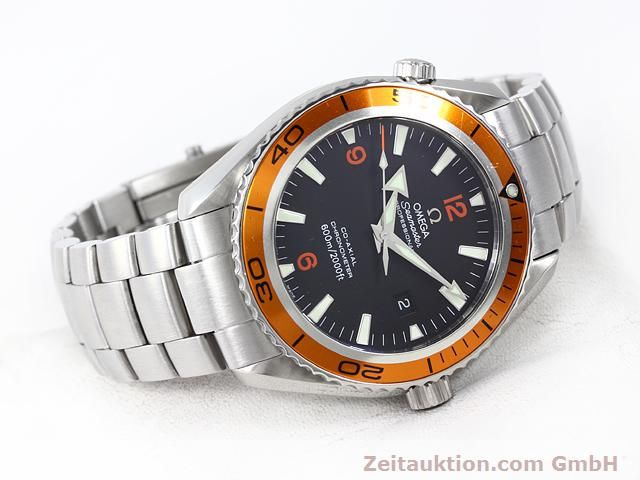 Used luxury watch Omega Seamaster steel automatic Kal. 2500C Ref. 29085038  | 140839 03
