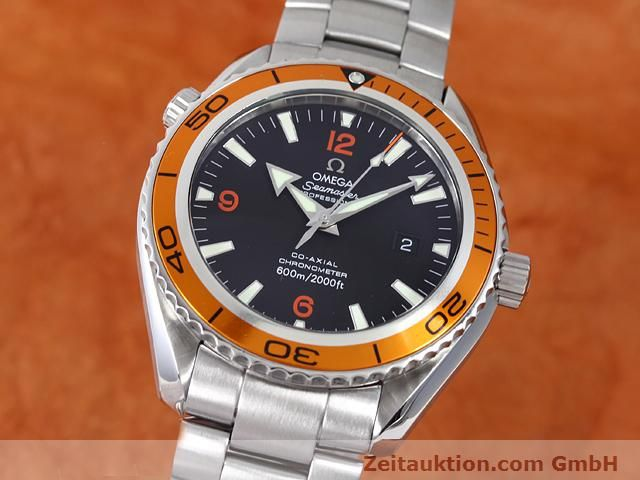 Used luxury watch Omega Seamaster steel automatic Kal. 2500C Ref. 29085038  | 140839 04