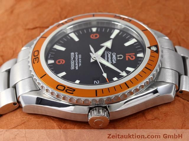 Used luxury watch Omega Seamaster steel automatic Kal. 2500C Ref. 29085038  | 140839 05