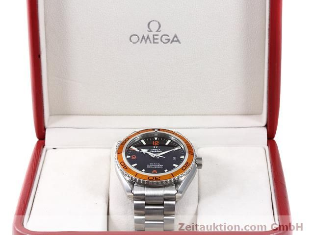 Used luxury watch Omega Seamaster steel automatic Kal. 2500C Ref. 29085038  | 140839 07