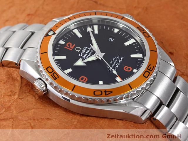 Used luxury watch Omega Seamaster steel automatic Kal. 2500C Ref. 29085038  | 140839 16