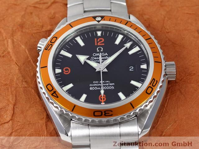 Used luxury watch Omega Seamaster steel automatic Kal. 2500C Ref. 29085038  | 140839 17