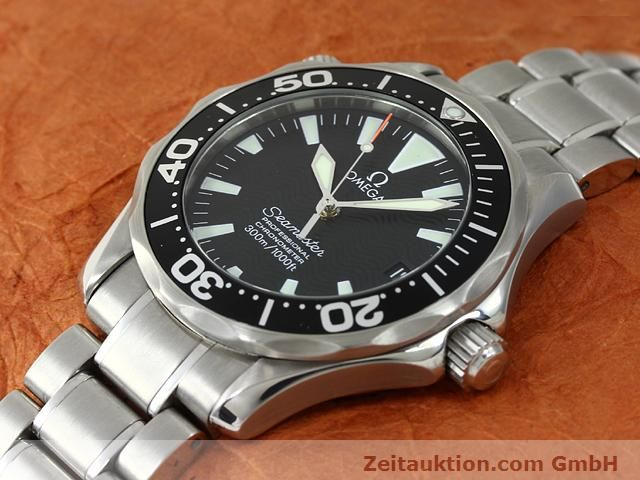 Used luxury watch Omega Seamaster steel automatic Kal. 1120  | 140840 01