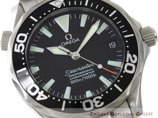 Used luxury watch Omega Seamaster steel automatic Kal. 1120  | 140840 02