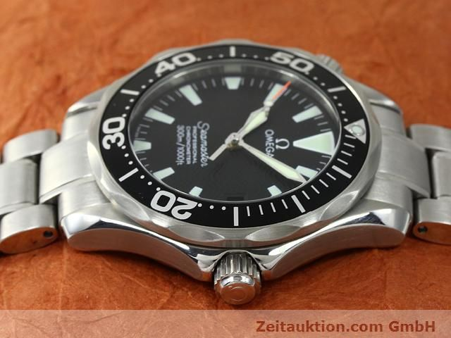 Used luxury watch Omega Seamaster steel automatic Kal. 1120  | 140840 05