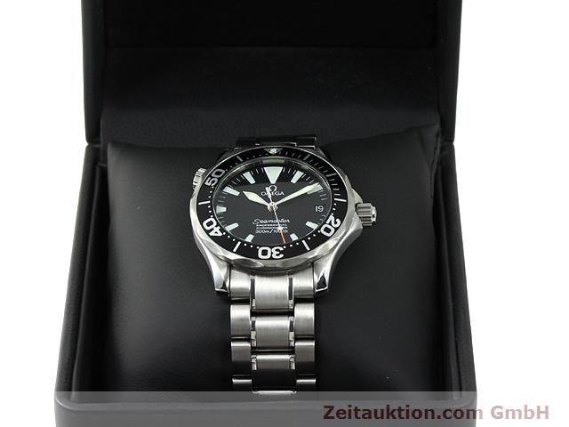 Used luxury watch Omega Seamaster steel automatic Kal. 1120  | 140840 07