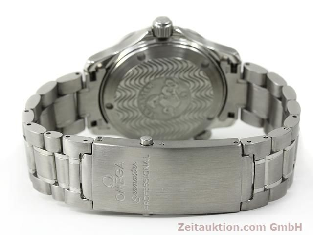 Used luxury watch Omega Seamaster steel automatic Kal. 1120  | 140840 13