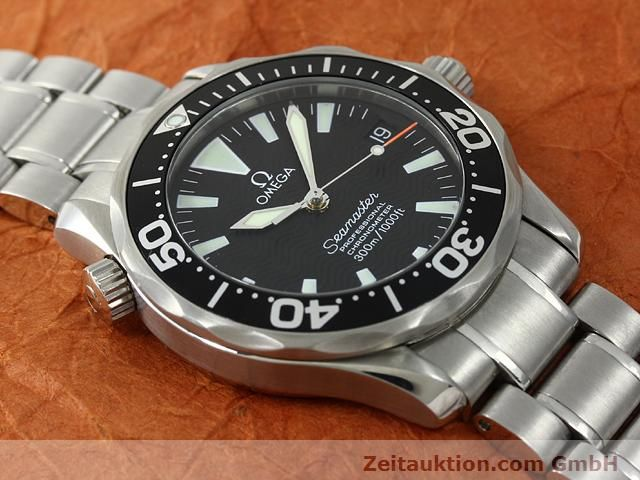 Used luxury watch Omega Seamaster steel automatic Kal. 1120  | 140840 15
