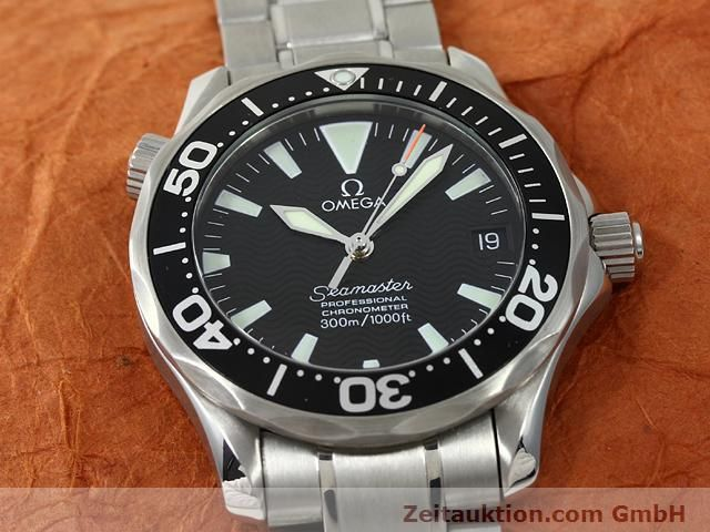 Used luxury watch Omega Seamaster steel automatic Kal. 1120  | 140840 16