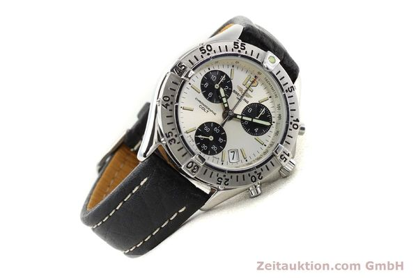 Used luxury watch Breitling Colt steel quartz Kal. B53 Ref. A53035  | 140841 03