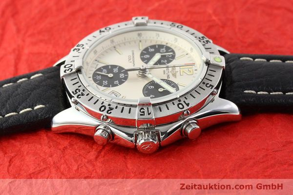 Used luxury watch Breitling Colt steel quartz Kal. B53 Ref. A53035  | 140841 05