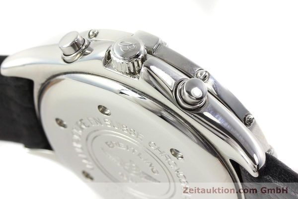 Used luxury watch Breitling Colt steel quartz Kal. B53 Ref. A53035  | 140841 09