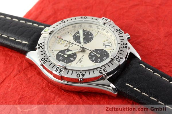 Used luxury watch Breitling Colt steel quartz Kal. B53 Ref. A53035  | 140841 11