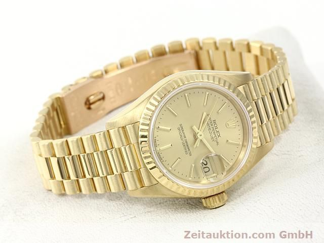 montre de luxe d occasion Rolex Lady Datejust or 18 ct automatique Kal. 2135 Ref. 69178  | 140842 03