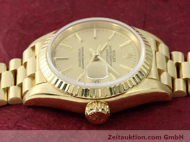 montre de luxe d occasion Rolex Lady Datejust or 18 ct automatique Kal. 2135 Ref. 69178  | 140842 05