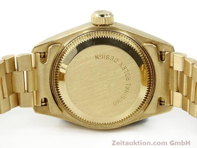 montre de luxe d occasion Rolex Lady Datejust or 18 ct automatique Kal. 2135 Ref. 69178  | 140842 08
