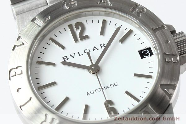 Used luxury watch Bvlgari Diagono steel automatic Kal. 3002 Ref. LCV29S  | 140843 02