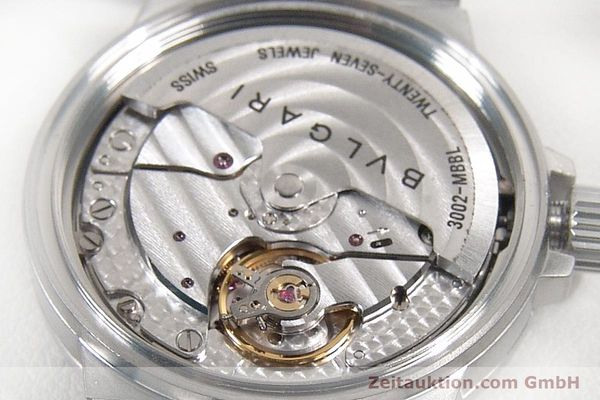 Used luxury watch Bvlgari Diagono steel automatic Kal. 3002 Ref. LCV29S  | 140843 08