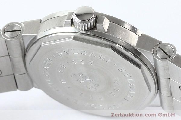 Used luxury watch Bvlgari Diagono steel automatic Kal. 3002 Ref. LCV29S  | 140843 09