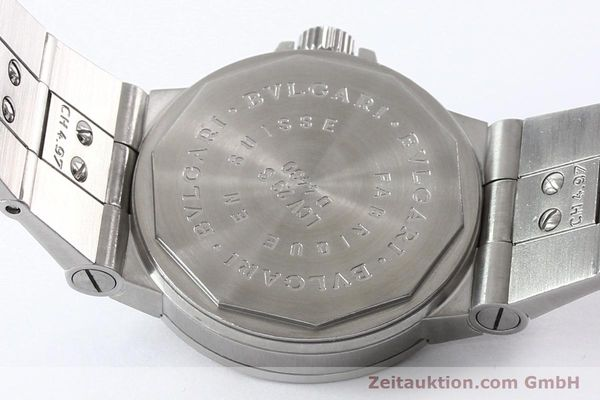 Used luxury watch Bvlgari Diagono steel automatic Kal. 3002 Ref. LCV29S  | 140843 10