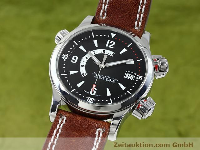 Used luxury watch Jaeger Le Coultre Master Compressor steel automatic Kal. 918 Ref. 146.8.97/1  | 140845 04