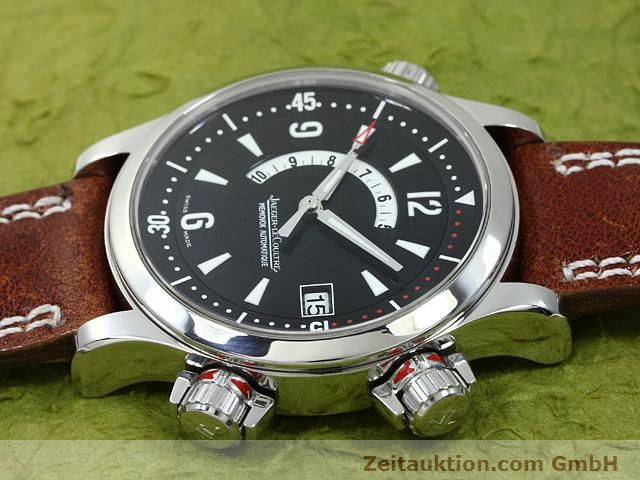Used luxury watch Jaeger Le Coultre Master Compressor steel automatic Kal. 918 Ref. 146.8.97/1  | 140845 05