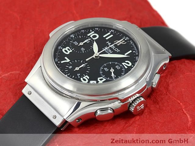 Used luxury watch Hublot MDM steel automatic Kal. ETA 2892A2 Ref. 1810  | 140849 01