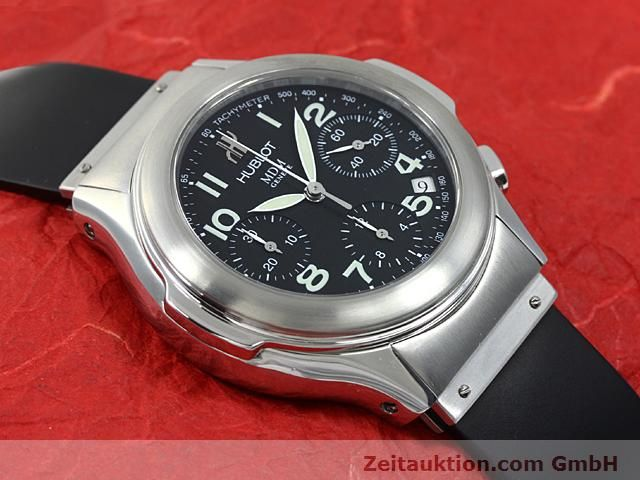 Used luxury watch Hublot MDM steel automatic Kal. ETA 2892A2 Ref. 1810  | 140849 12