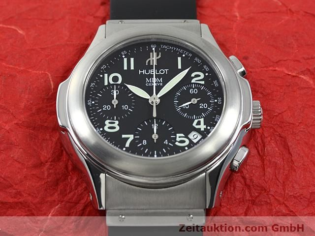 Used luxury watch Hublot MDM steel automatic Kal. ETA 2892A2 Ref. 1810  | 140849 13
