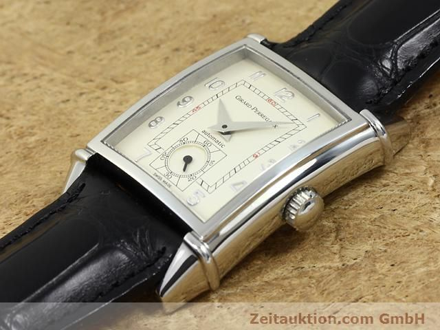 Used luxury watch Girard Perregaux Vintage steel automatic Kal. 3000-670 Ref. 2594  | 140850 01