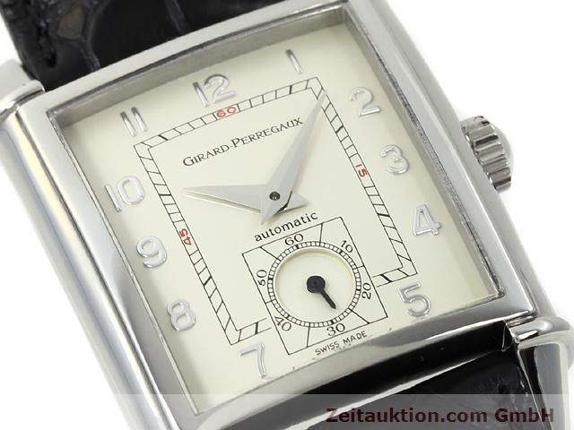 Used luxury watch Girard Perregaux Vintage steel automatic Kal. 3000-670 Ref. 2594  | 140850 02