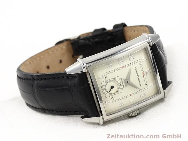 Used luxury watch Girard Perregaux Vintage steel automatic Kal. 3000-670 Ref. 2594  | 140850 03