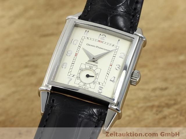 Used luxury watch Girard Perregaux Vintage steel automatic Kal. 3000-670 Ref. 2594  | 140850 04