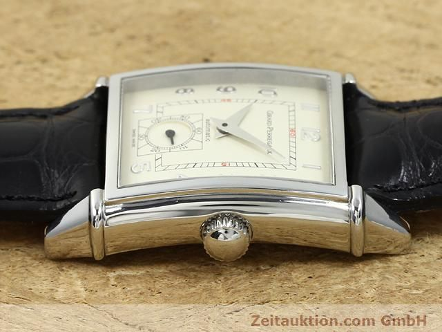 Used luxury watch Girard Perregaux Vintage steel automatic Kal. 3000-670 Ref. 2594  | 140850 05