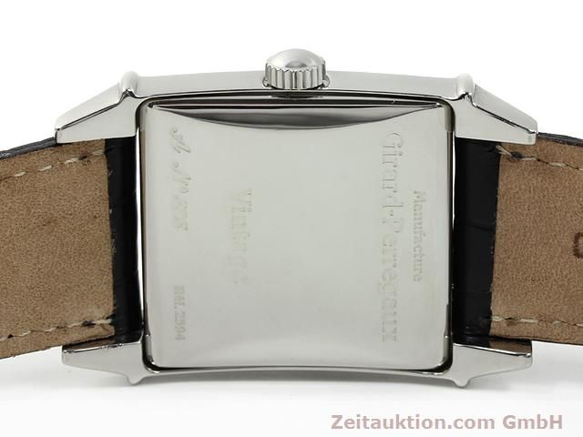 Used luxury watch Girard Perregaux Vintage steel automatic Kal. 3000-670 Ref. 2594  | 140850 09