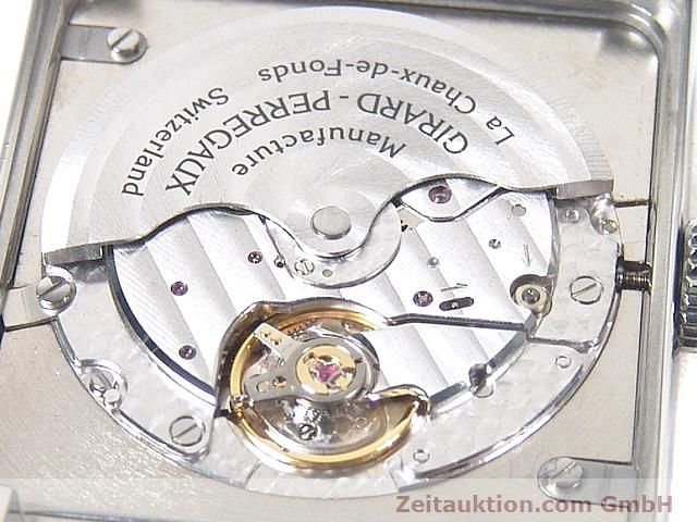 Used luxury watch Girard Perregaux Vintage steel automatic Kal. 3000-670 Ref. 2594  | 140850 10