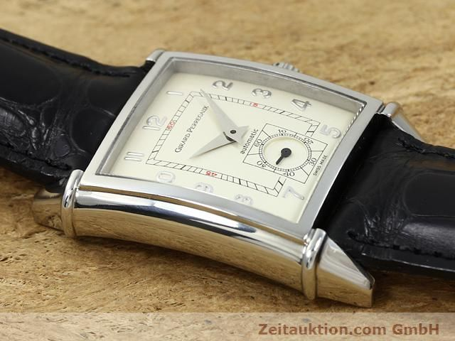 Used luxury watch Girard Perregaux Vintage steel automatic Kal. 3000-670 Ref. 2594  | 140850 12