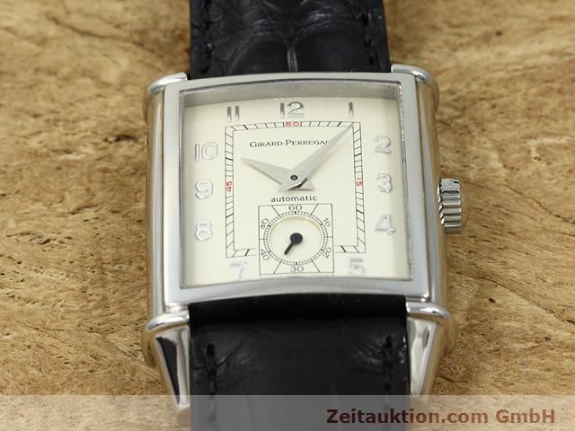 Used luxury watch Girard Perregaux Vintage steel automatic Kal. 3000-670 Ref. 2594  | 140850 13